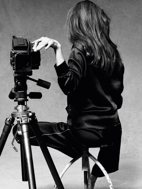 Angelina Jolie Self-portraits with a Hasselblad (3)