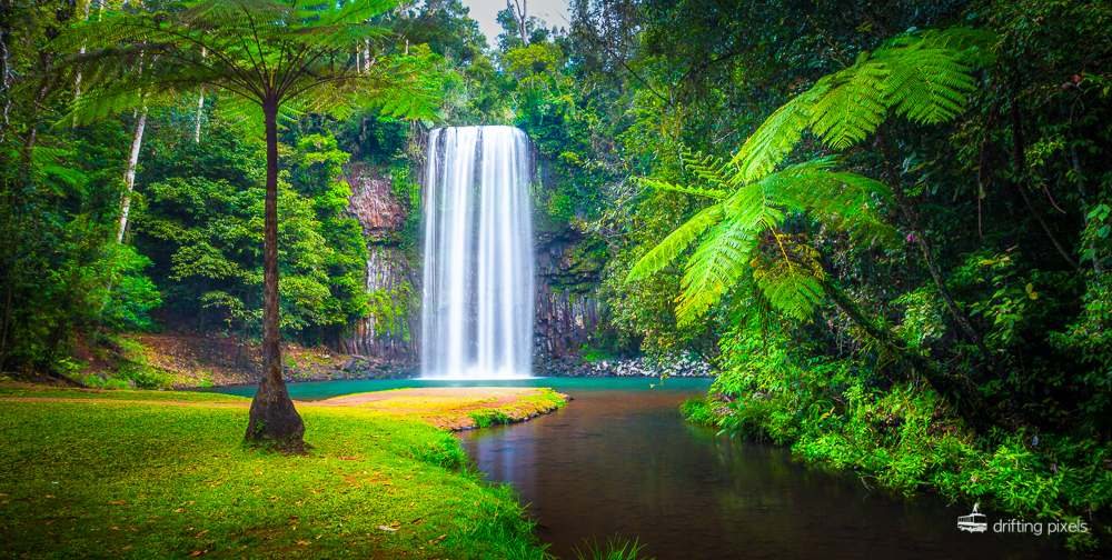 free waterfall wallpaper for android