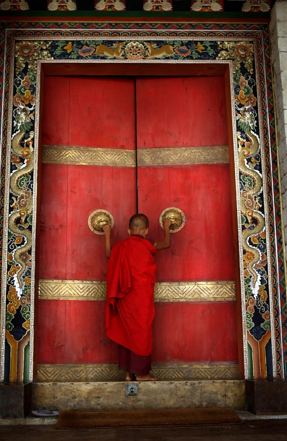Photo by Ami Viatale. BHUTAN:THE LAST SHANGRI LA
