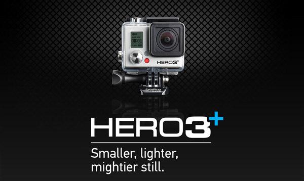 new gopro hero 3+