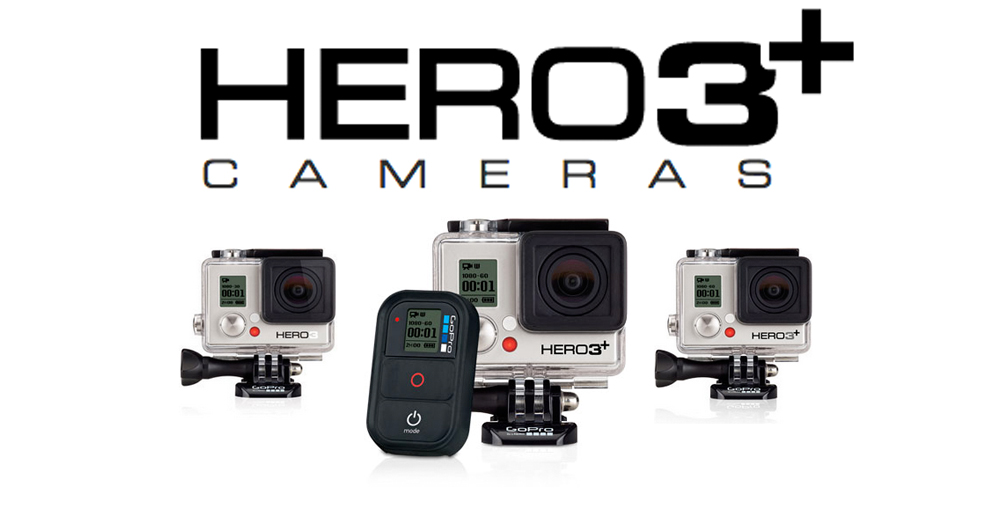 New GoPro Hero 3+ Announced - F Stop Lounge