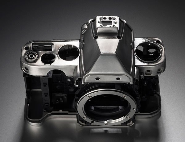 Nikon DF Camera Body, F Stop Lounge, magnesium alloy