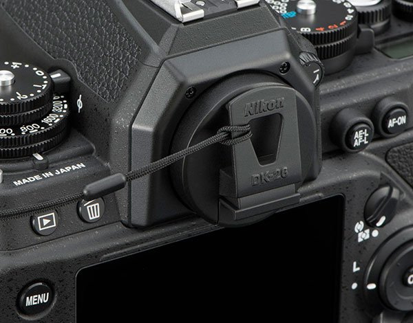 Nikon DF Viewfinder - F Stop Lounge