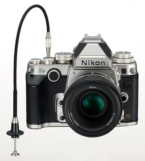 Nikon DF with Shutter Release - F Stop Lounge