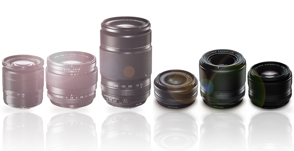 Real World Test: Fujinon Lenses at Different ISO's