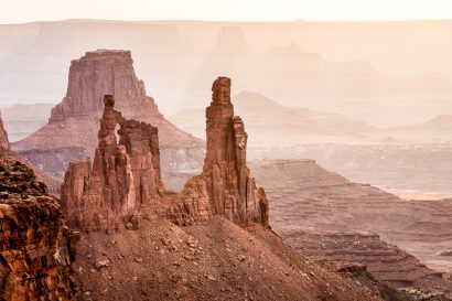 Canyonlands Buttes