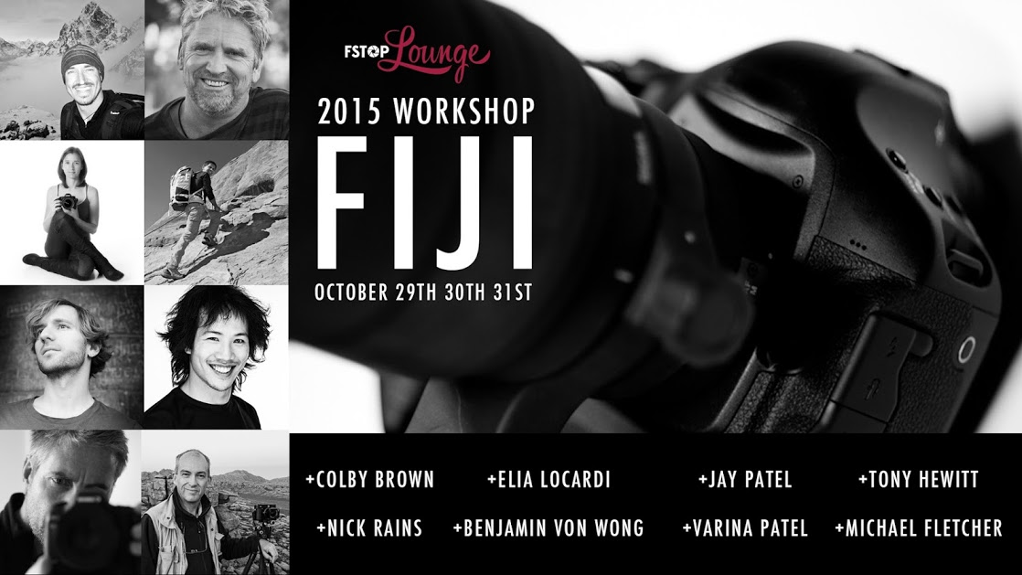 Fiji Photography Workshop