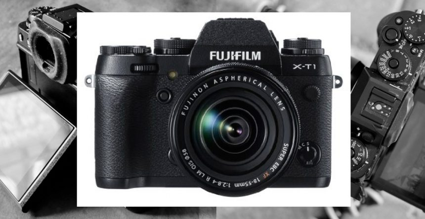 Fuji X-T1 review
