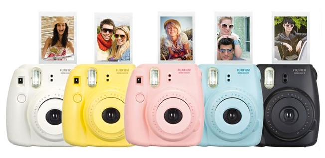 The Instax Mini 8 Is A Fashion Icon In Many Ways Demanding Pastel Colours Really Reflect Target Market Of This Camera Its One Thats Best Carried