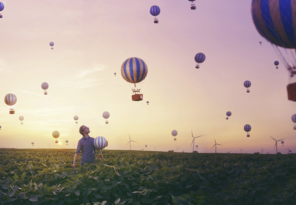 A New Adventure Awaits by Joel Robison