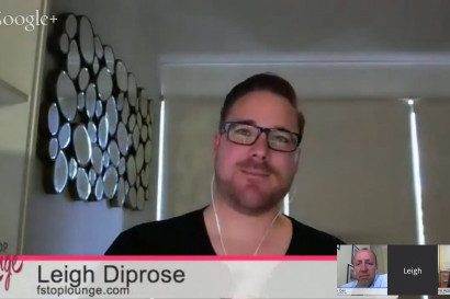 Interview with Leigh Diprose