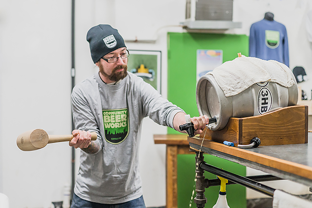 Cask Tapping