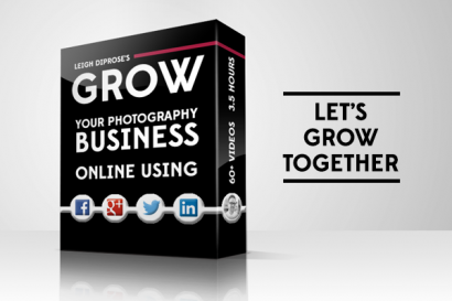 Grow Your Photography Business Using Social Media